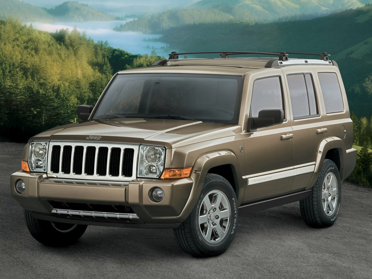 Pre-Owned 2006 Jeep Commander Limited
