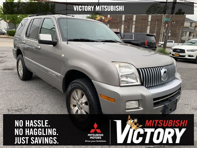 Pre-Owned 2008 Mercury Mountaineer Base