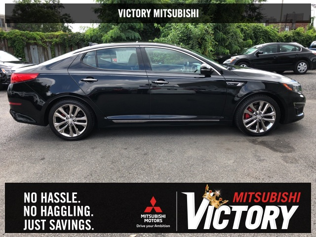 Pre Owned 2015 Kia Optima SXL