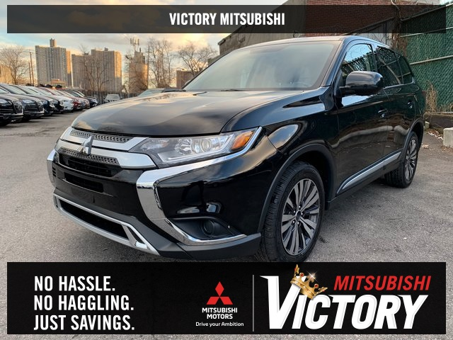 New 2019 Mitsubishi Outlander ES