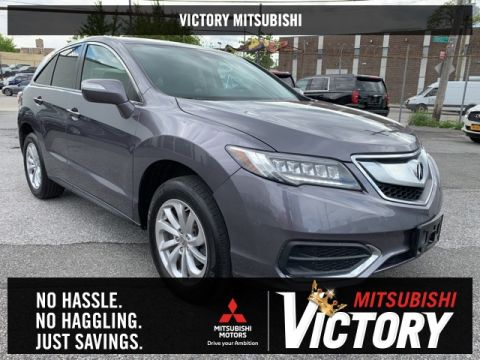 Pre-Owned 2017 Acura RDX Technology Package
