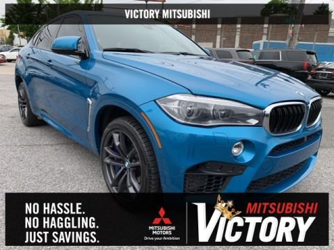 Pre-Owned 2016 BMW X6 M AWD